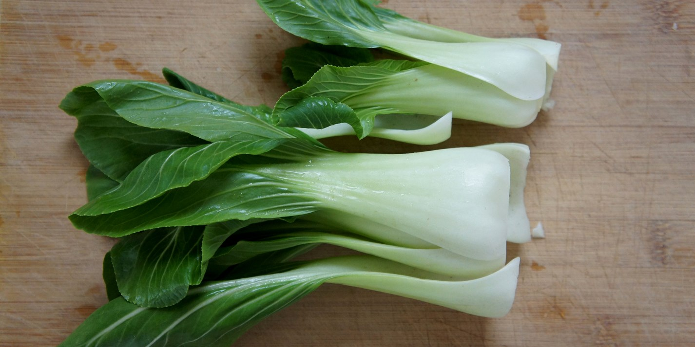 Summer Special: il Pak Choi